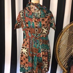 Vintage Studiowear Romper